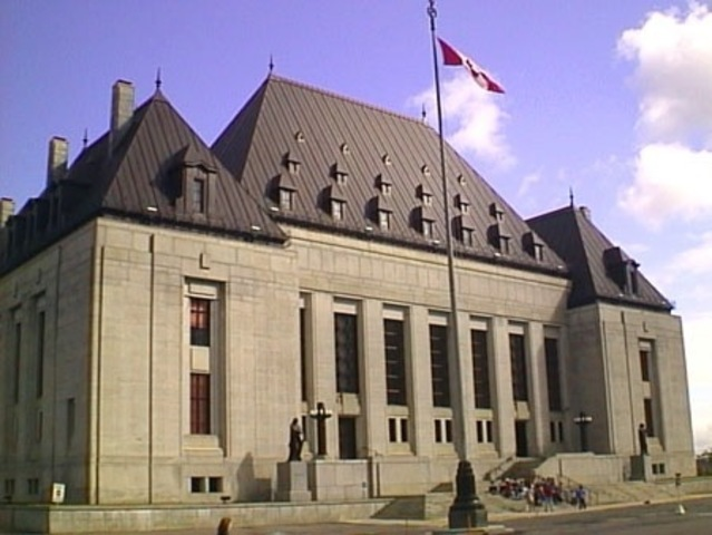 Supreme Court of Canada is Established