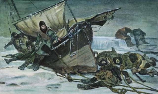 Britain Transfers the Arctic