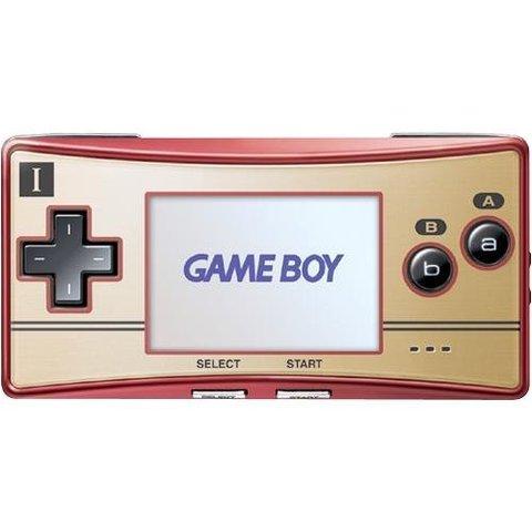 The Game Boy Micro