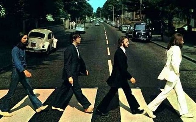 The Beatles are formed