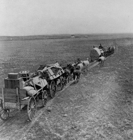 Emigration to the US and the west