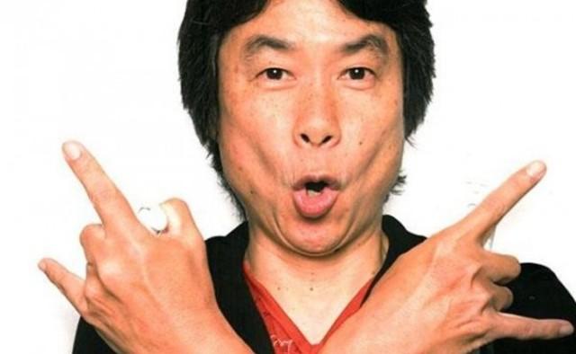 Shigeru Miyamoto Joins Nintendo