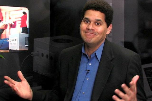 Reggie Fils-Aime Becomes CEO of Nintendo of America
