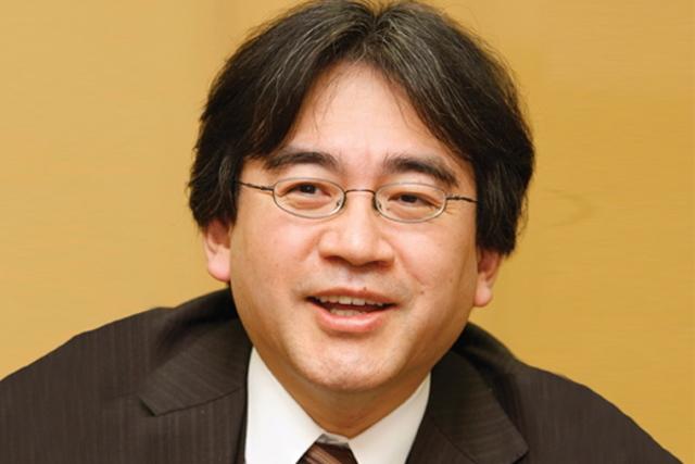 Satoru Iwata Becomes President of Nintendo