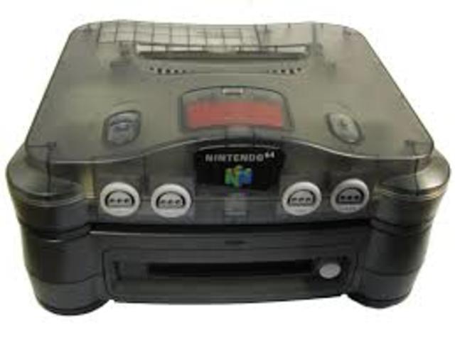 The N64 DD