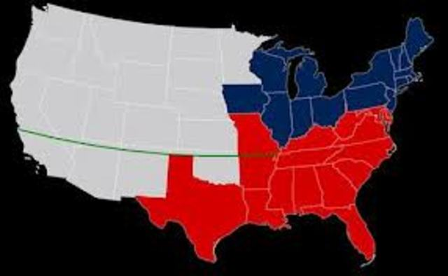 The  FIRST Missouri Compromise