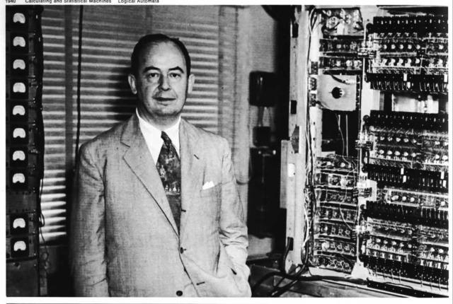 John Von Neumann's Report on EDVAC