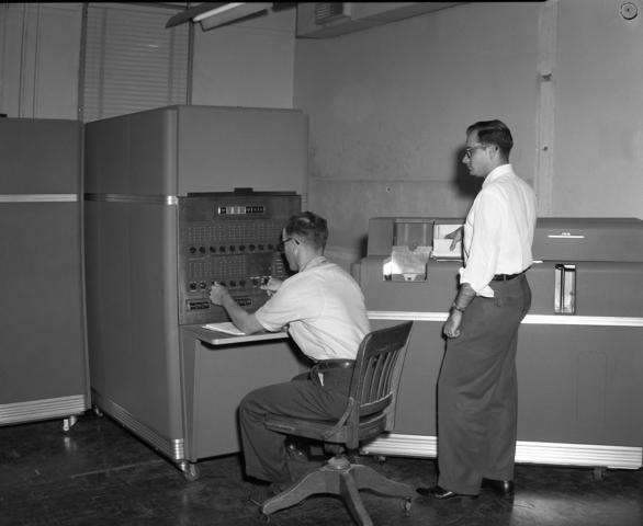 The IBM 650 Magnetic Drum Calculator