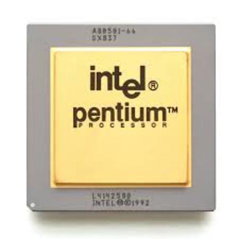 The Intel Pentium