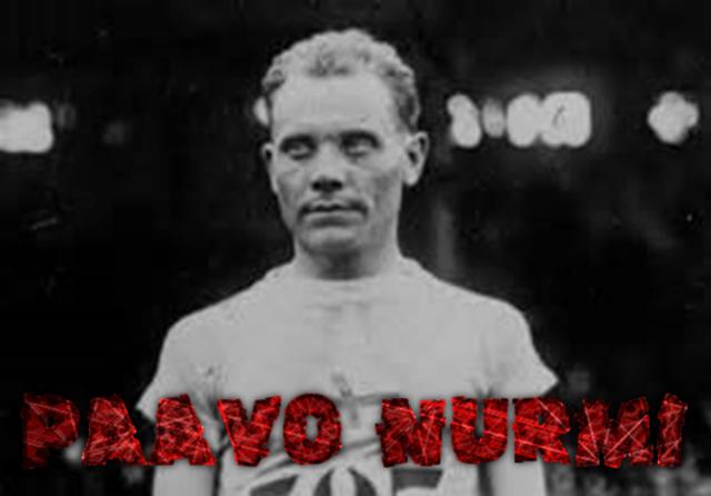 The Flying Fin-Paavo Nurmi