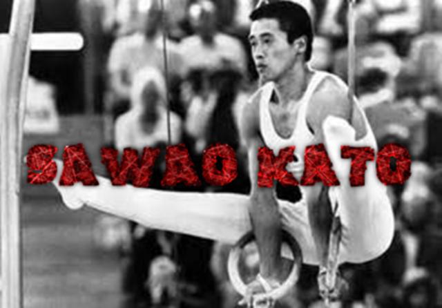 The Flexable Athlete-Sawao Kato