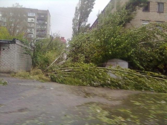 В Бердянске объявлена чрезвычайная ситуация местного уровня