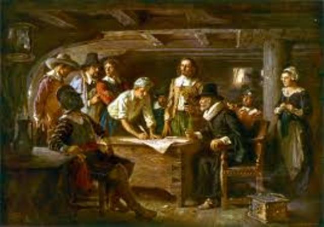 Mayflower Compact