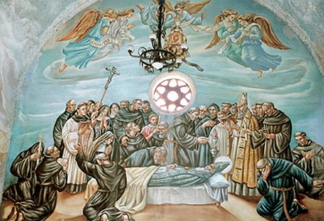 Muere San Agustín