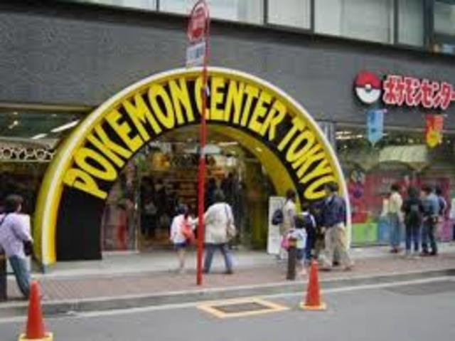 Pokémon Centre