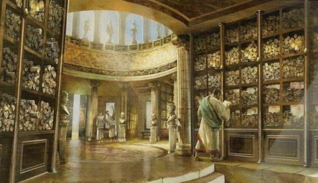 Biblioteca deAlejandría