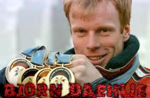 The Winter Olympian-BjØrn Dæhlie