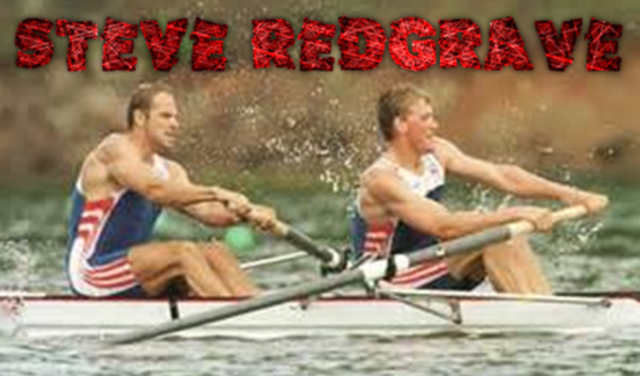 The Rowing Fury-Steven Redgrave