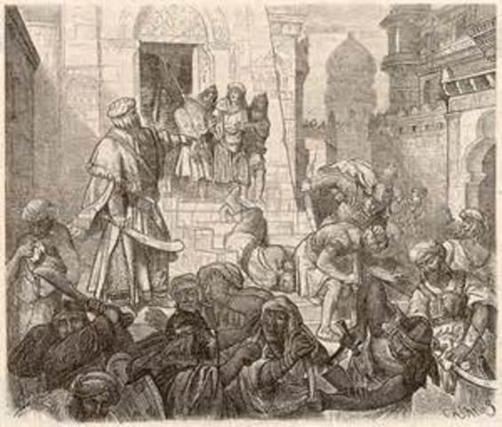 Moors Expelled From Spain