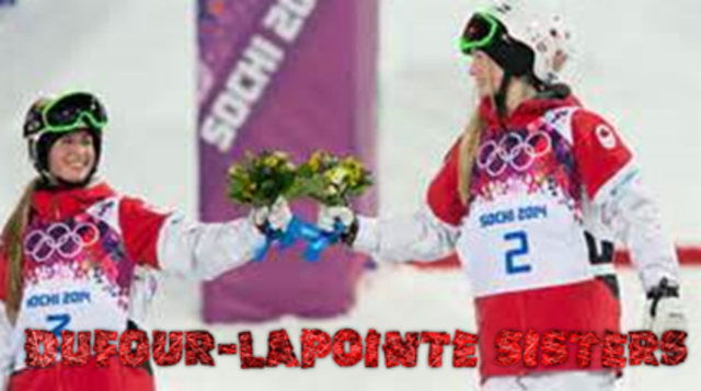 The Super Sisters-Dufour-Lapointe Sisters