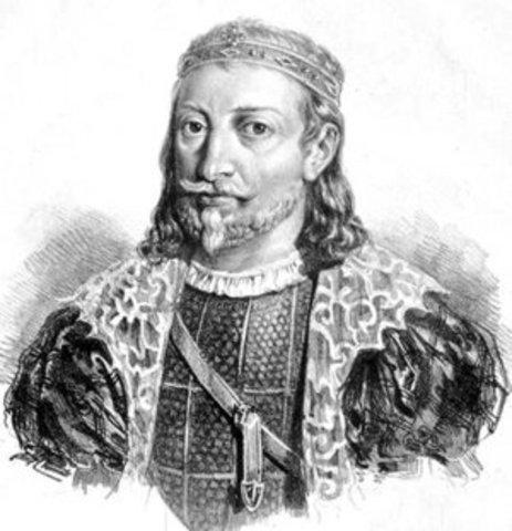 King Alfonzo X's Descision