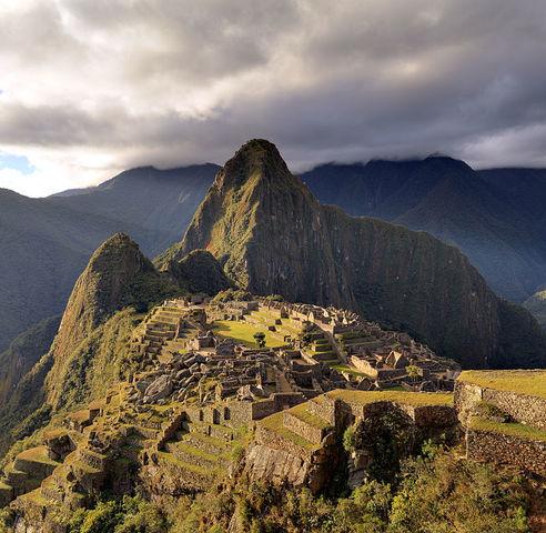 Spain takes over Peru