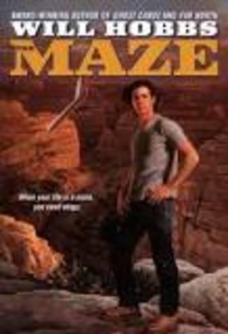 The Maze Author: Hobbs, Will