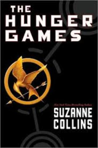 The Hunger Games Author: Suzanne Collins
