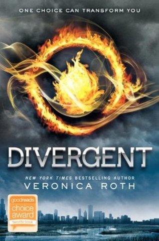 Divergent Author: Veronica Roth