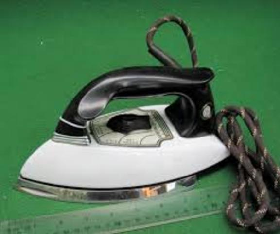 The electrical iron