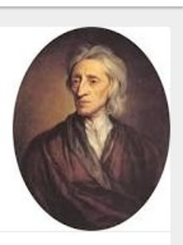 Locke's influence on the Constitution