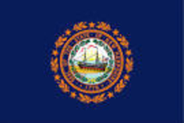 New Hampshire Ratifies