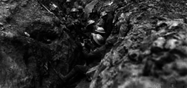 World War I: Battle of Arras