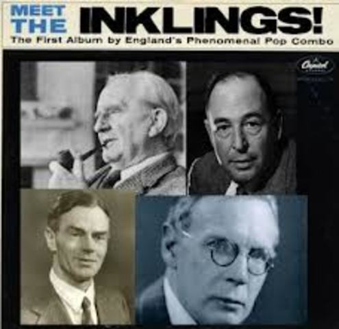 """J.R.R.Tolkien/ """"Inklings"""""""