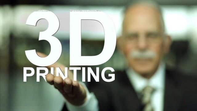 Charles Hull invented 3D printing
