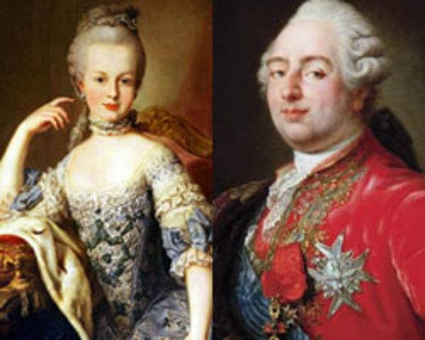 Royal Family Flees