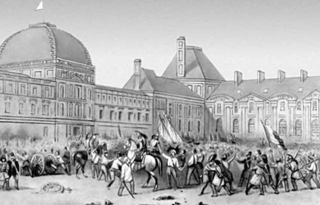 France Abolished Monarchy
