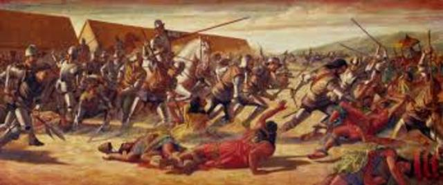 pizaro invades inca empire