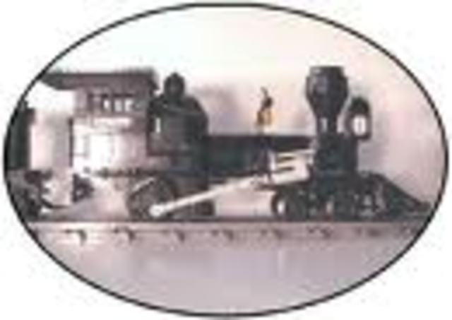 Texas's First Railroad Operates.