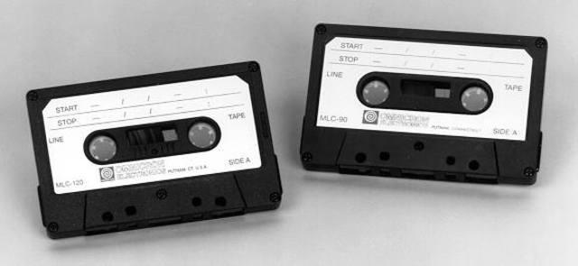 Cassette crée par Philips