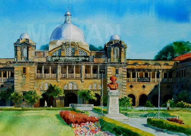 The Agricultural & Mechanical College