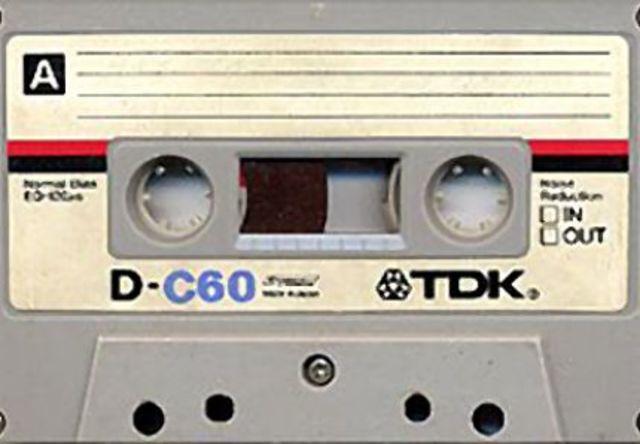 Invention de la cassette