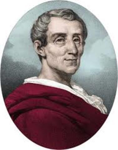 aron de Montesquieu