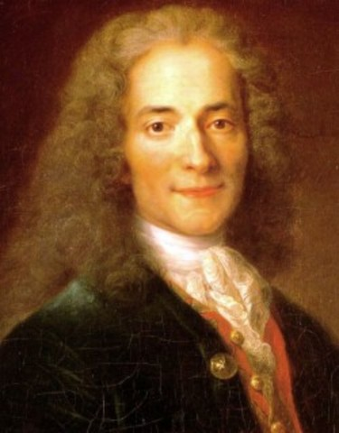 Voltaire/Philospher