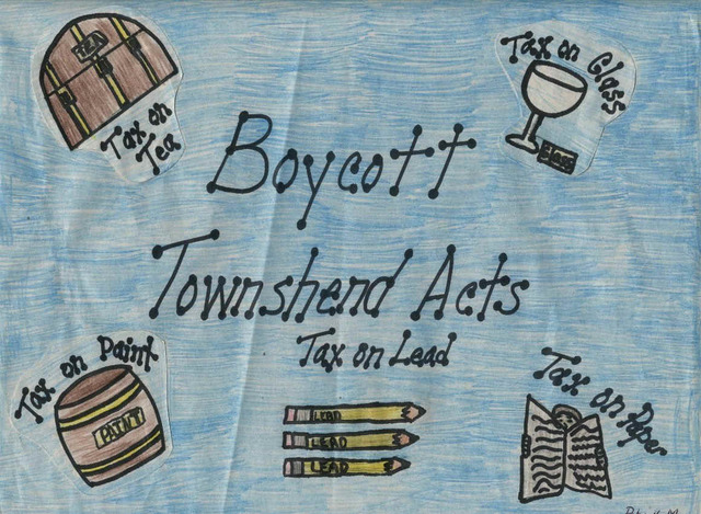 Townshend Revenue Acts