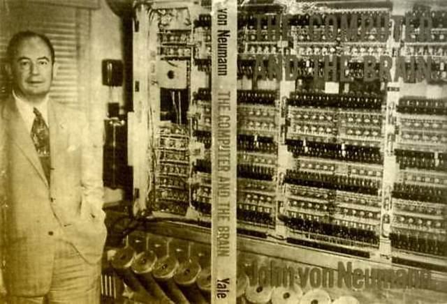 Era electrónica(EDVAC)