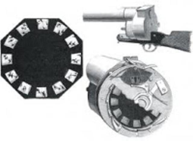 Se inventa el fusil o escopeta fotografica
