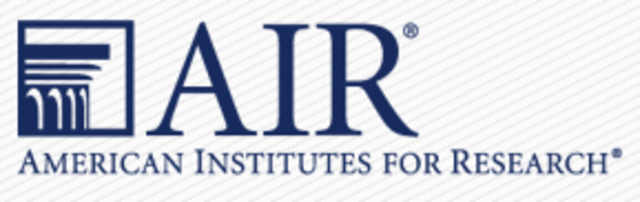 The American Institutes for Research Established