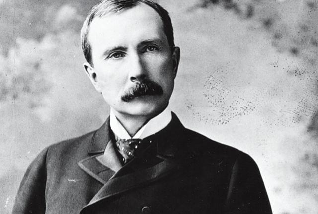KEY FIGURE: John D. Rockefeller