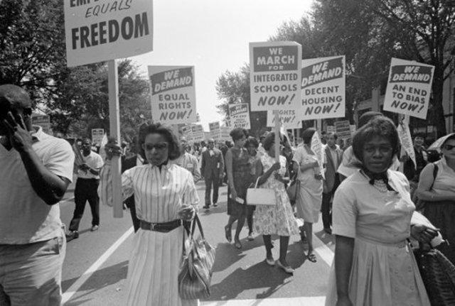 MLK III Forms the Montgomery Integration Boycott